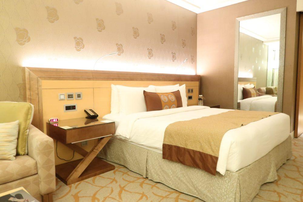 Marina Sands Bay Hotel Interior