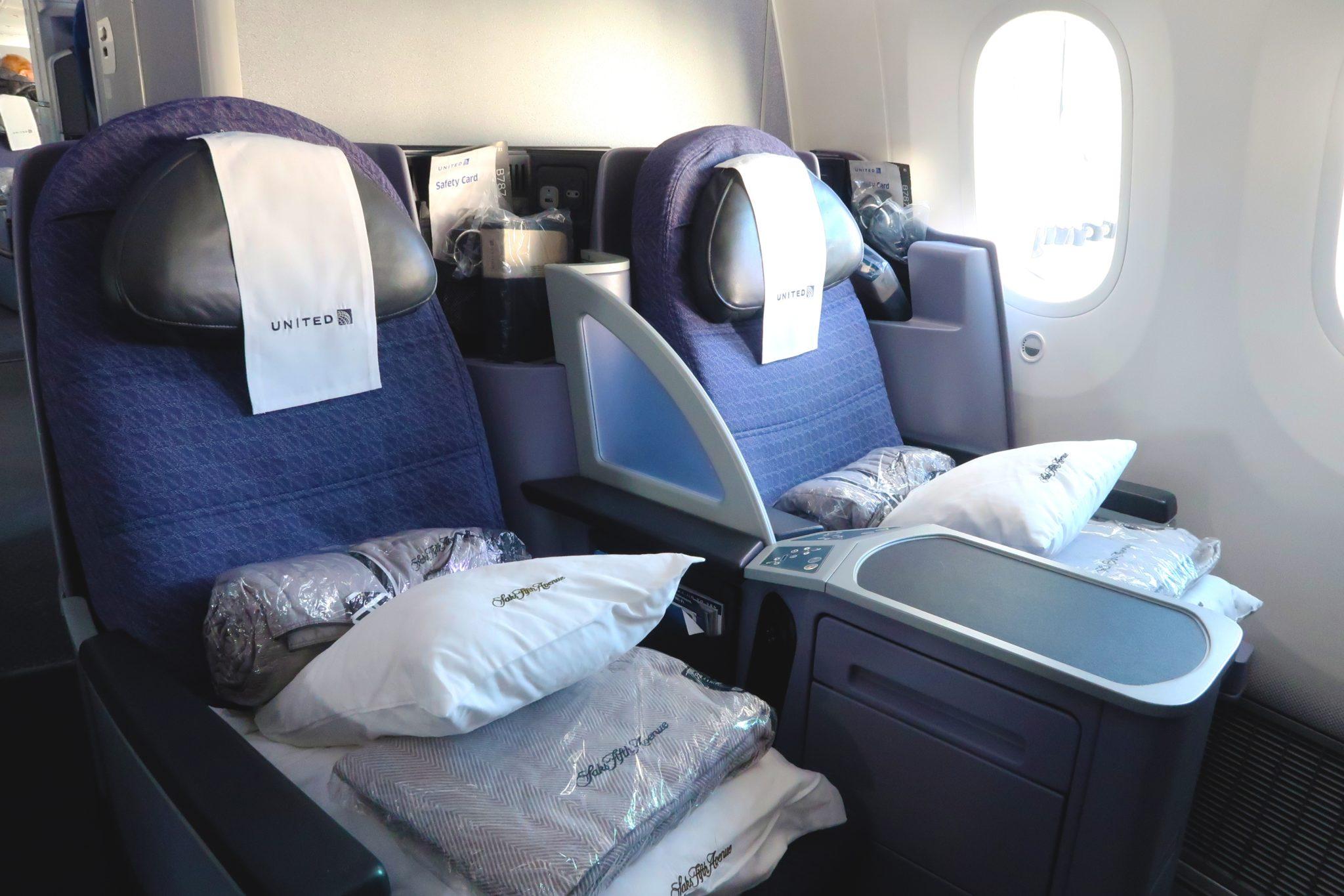 United Airlines Visa Travel