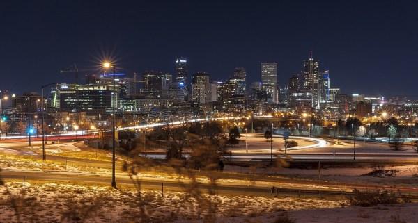 Credit Card Rewards make travel to Denver possible. denver-1567052_1280