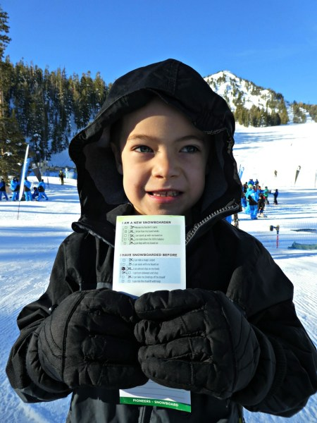 Mammoth Mountain snowboard lessons report card 2000px
