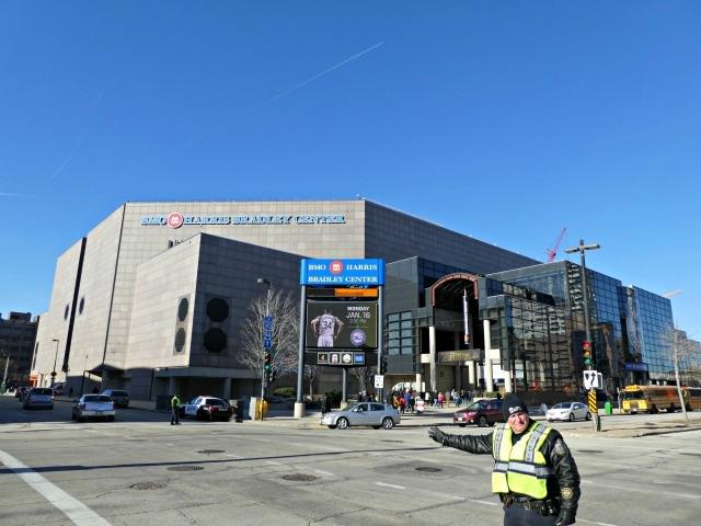 best things to do in Milwaukee Milwaukee Bucks BMO Harris arena