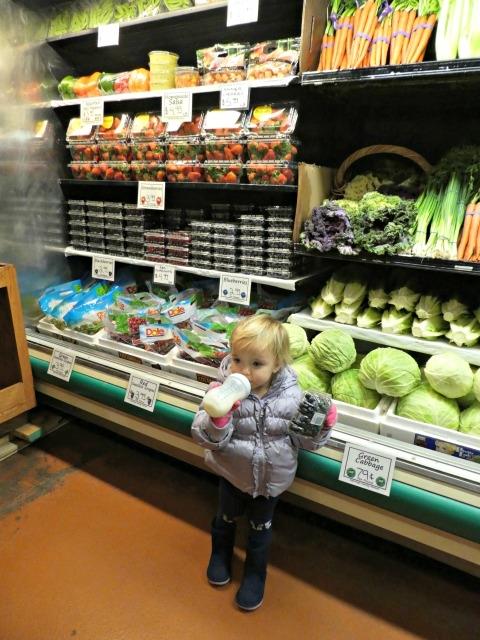 Milwaukee Public Market fresh produce