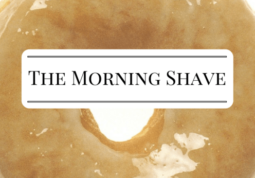 The Morning Shave 2017-02-09