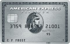 Amex Platinum benefits American Express Platinum credit card
