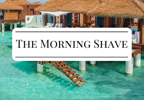 The Morning Shave 2017-05-11