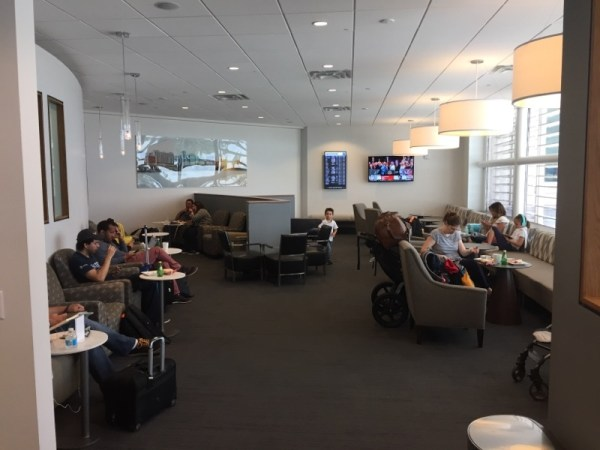 The Club at MCO Priority Pass Lounge