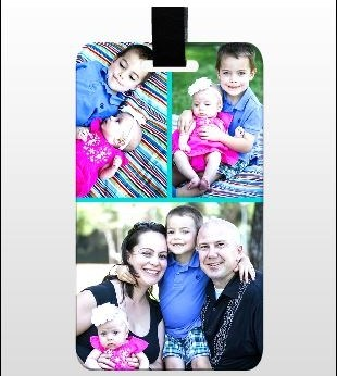 Shutterfly Anna's luggage tag