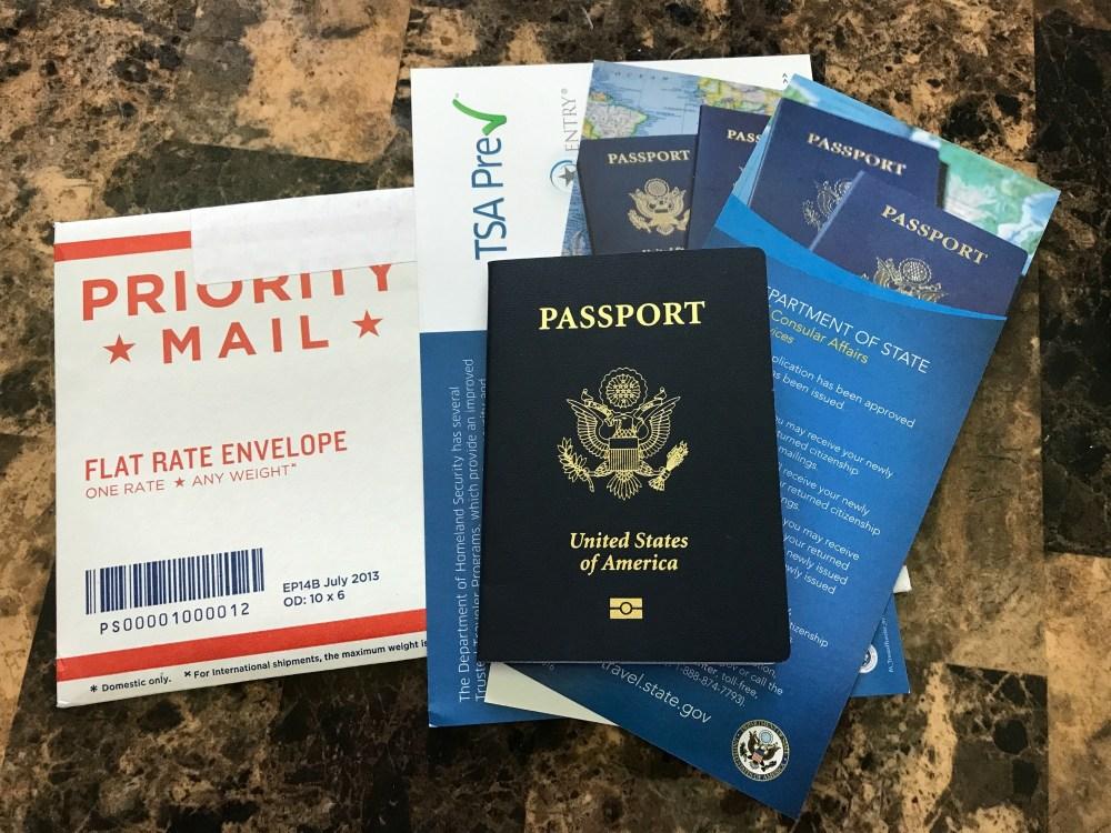 How to renew a Passport new passport