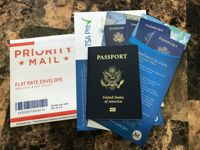 How to renew a Passport new passport