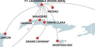 Southwest abandons Cuba airports