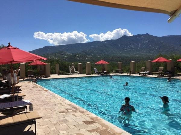Hyatt Miraval Resort pool