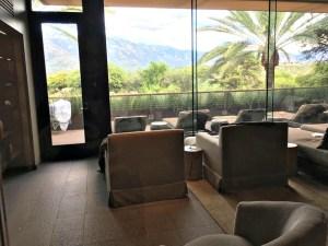 Hyatt Miraval Resort spa views
