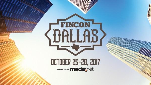 FinCon 2017 Dallas