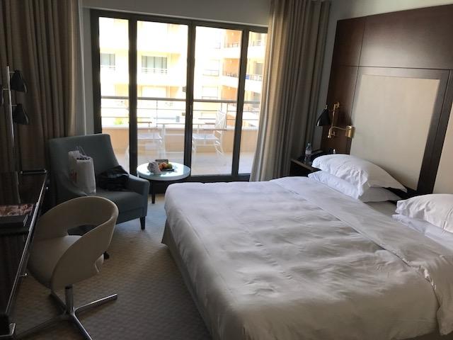 Hyatt Regency Palais de la Mediterranee standard king room