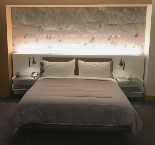 InterContinental DTLA Deluxe Suite King Bed