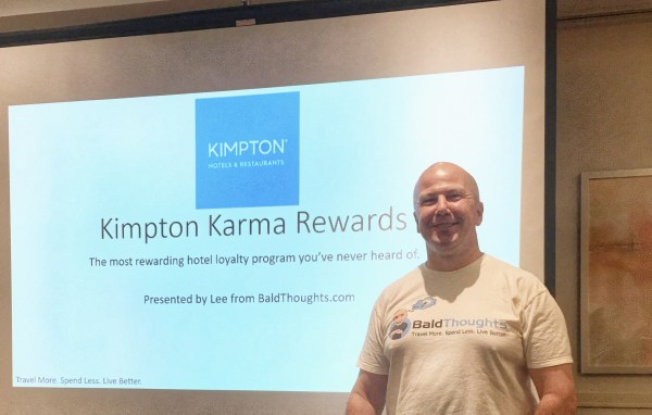Lee Kimpton presentation at Chicago Seminars