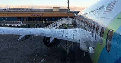 Alaska Airlines discontinues flights to Cuba