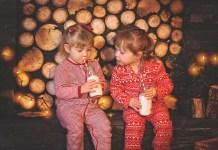 pajamas christmas-kids-1073567_1920