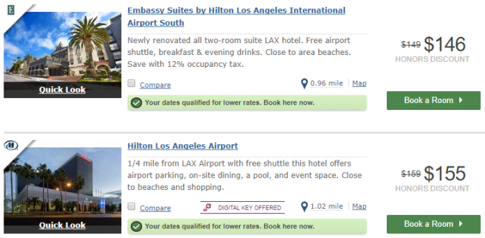 How to Save Money on Airport Parking Hilton Los Angeles Airport cash price