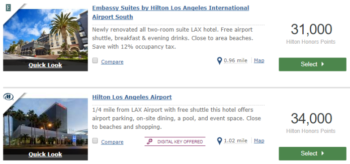 How to Save Money on Airport Parking Hilton Los Angeles Airport points price