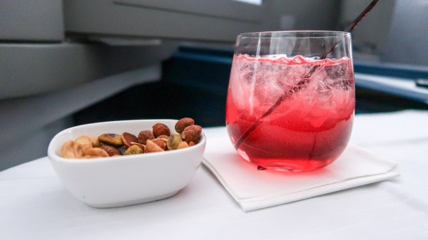 Delta One Signature Drink