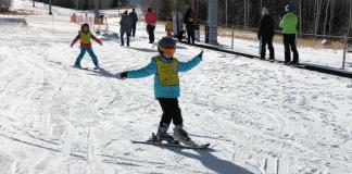 Kids Ski Lessons at Powderhorn Mountain zoom