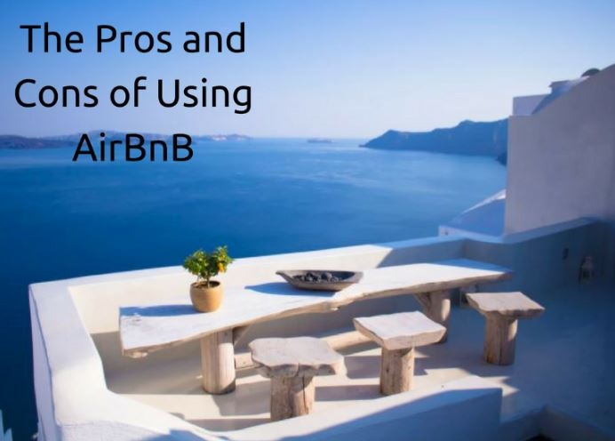 Pros and cons of using airbnb
