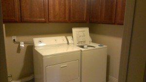 Worldmark Indio laundry