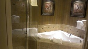 Worldmark Indio Secondary Master Bath