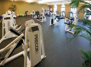 Worldmark Indio workout room