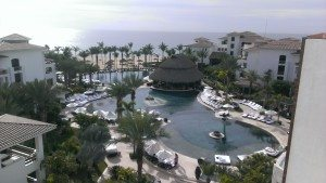 Diamond Resorts Cabo Azul three pools