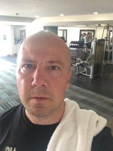 Hyatt Ziva Los Cabos gym workout