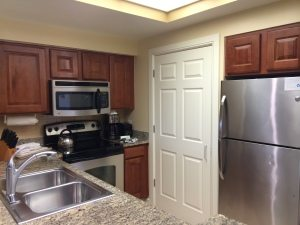 Marriott Grande Vista Orlando timeshare kitchen