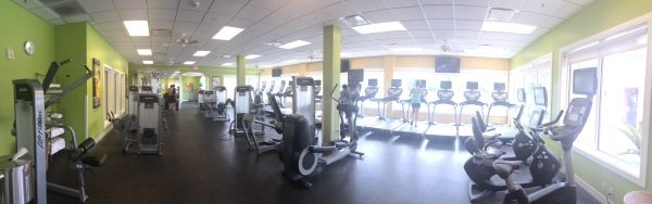Marriott Grande Vista Orlando timeshare gym