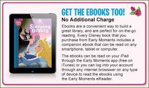 Disney Book Club - ebooks for free