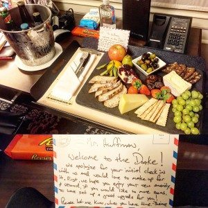 Kimpton Sir Francis Drake better welcome amenity 2016-01