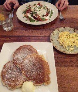 Scala's Bistro breakfast
