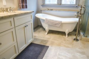 Master Suite Bathroom Remodel Richmond VA with Freestanding Tub