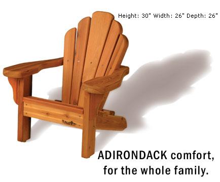Baldwin Lawn Furniture  Chairs  Baby Baldwin Adirondack