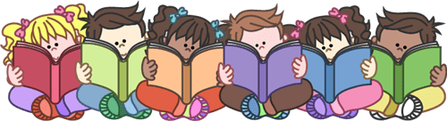 reading clipart clip students domain welcome