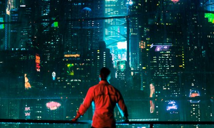 'Altered Carbon', irregular á par que interesante