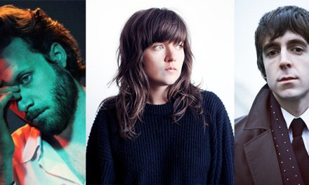 Father John Misty, Courtney Barnett, Myles Kane… Top Semanal 13/04/18