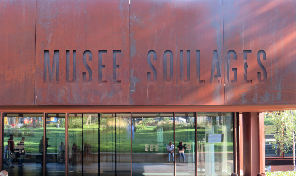 Musée Soulages Rodez Photo VB