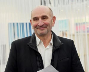 Henri-François Debailleux critique d'art St'Art 2019 Photo VB