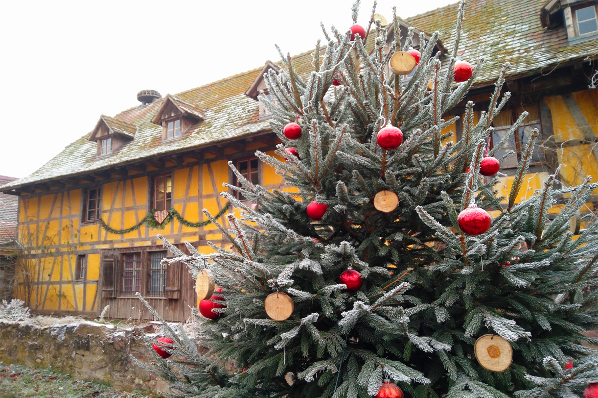 Ecomusee d'alsace Noel