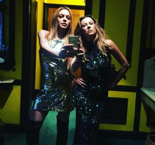 Lindsay Lohan: