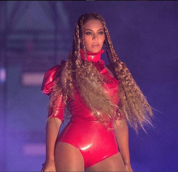 A cantora Beyoncé (Foto: Reprodução / Instagram)
