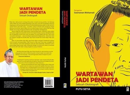 Review Buku Wartawan Jadi Pendeta