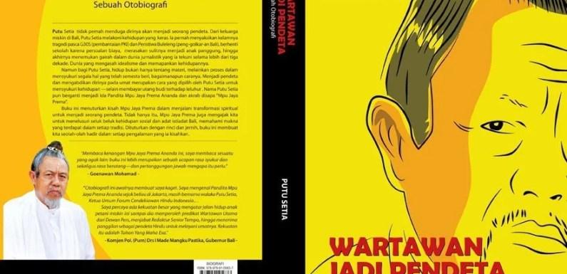 "Resensi ""Wartawan Jadi Pendeta, Sebuah Otobiografi"""