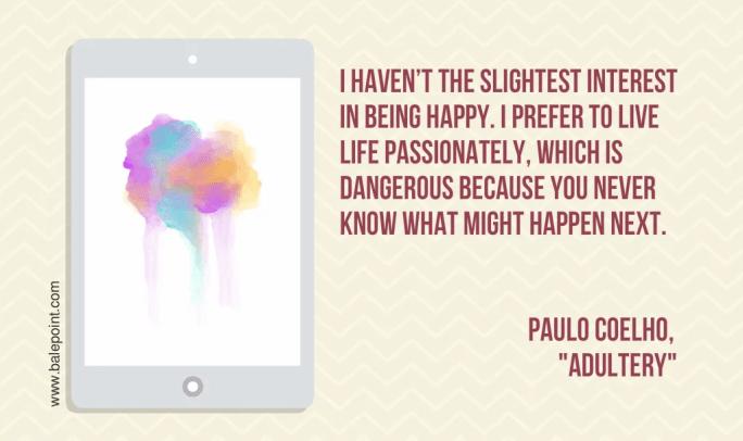 Kutipan Paulo Coelho Selingkuh